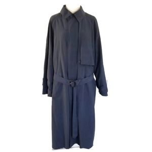Christian Dior Monsieur Lined Trench Coat 40 Short